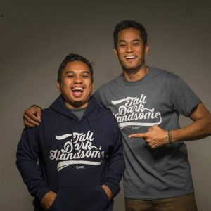 Saiful Nang dan YB KJ - Tall Dark Handsome