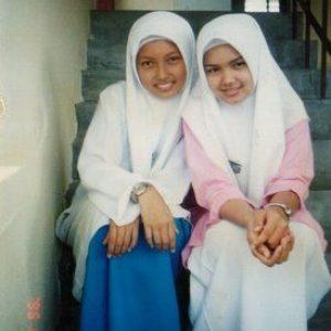 Siti Nurhaliza Zaman Sekolah