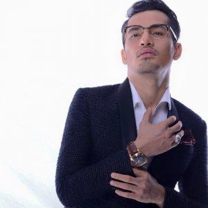 Stail Macho Datuk Aliff Syukri