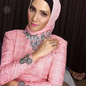 Transformasi Hijab Artis Sherry Ibrahim