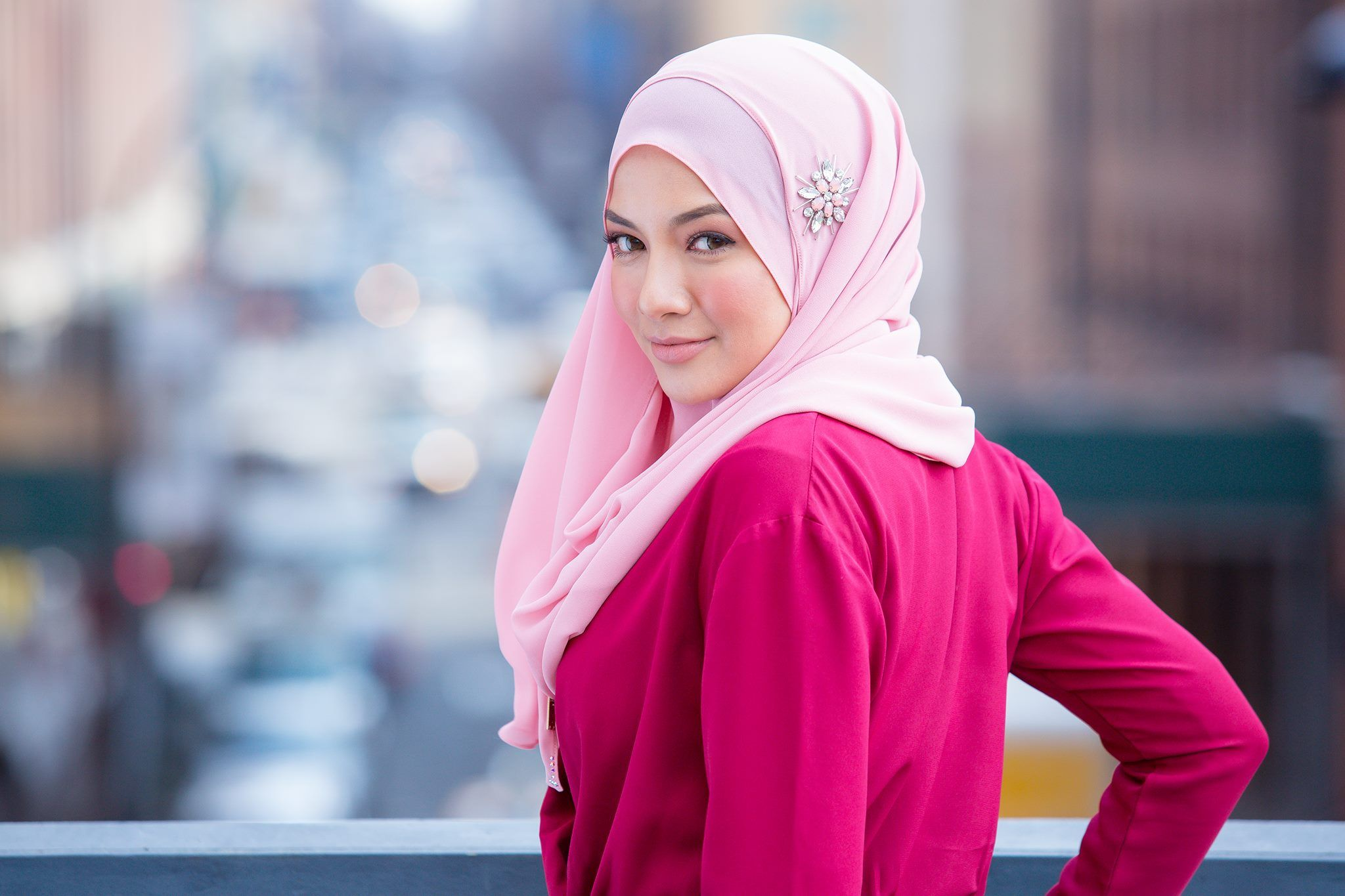 Wallpaper Neelofa in HD  Azhan.co