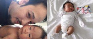 Baby Boy Comel Aisy Mateen, Anak Yana Samsudin Dan Suami