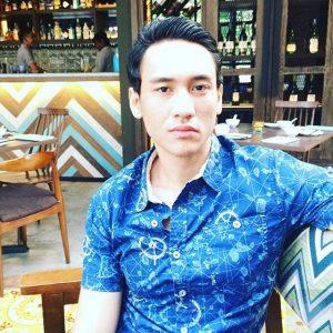 Biodata Raja Afiq Pelakon Baru - Drama Hello Mr. Perfect Akasia TV3