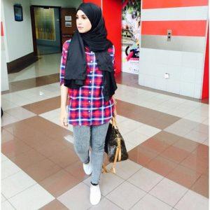 Fesyen Casual Izreen Azminda