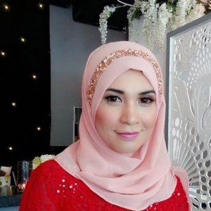 Izreen Azminda Di Majlis Kahwin
