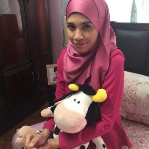 Izreen Azminda di Bikil Tidur