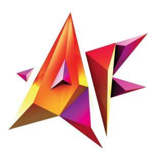 Logo Baru Akademi Fantasia AF