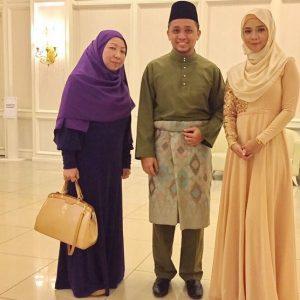 Nora Danish dan Imam Muda Ashyraf