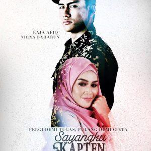 Poster Drama Sayangku Kapten Mukhriz