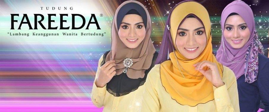 Promo Tudung Fareeda