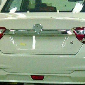 Proton Saga 2016 Warna Putih