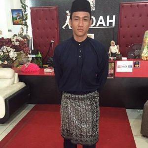 Raja Afiq Sejak Berbaju Melayu