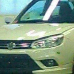 Spyshot Proton Saga 2016 Bahagian Depan