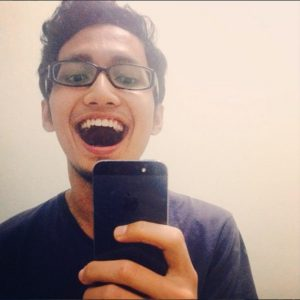 Sufian Suhaimi Selfie