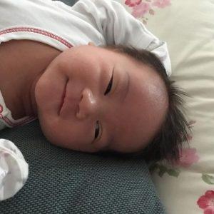 Wajah Anak Yana Samsudin - Aisy Mateen