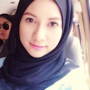 Wajah Cantik Zara Zya