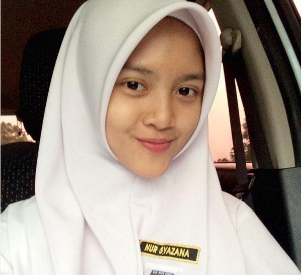 Budak Sekolah Comel Nur Syazana