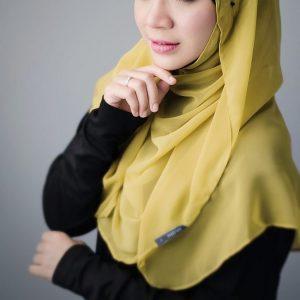 Diana Amir Hijab Photoshoot