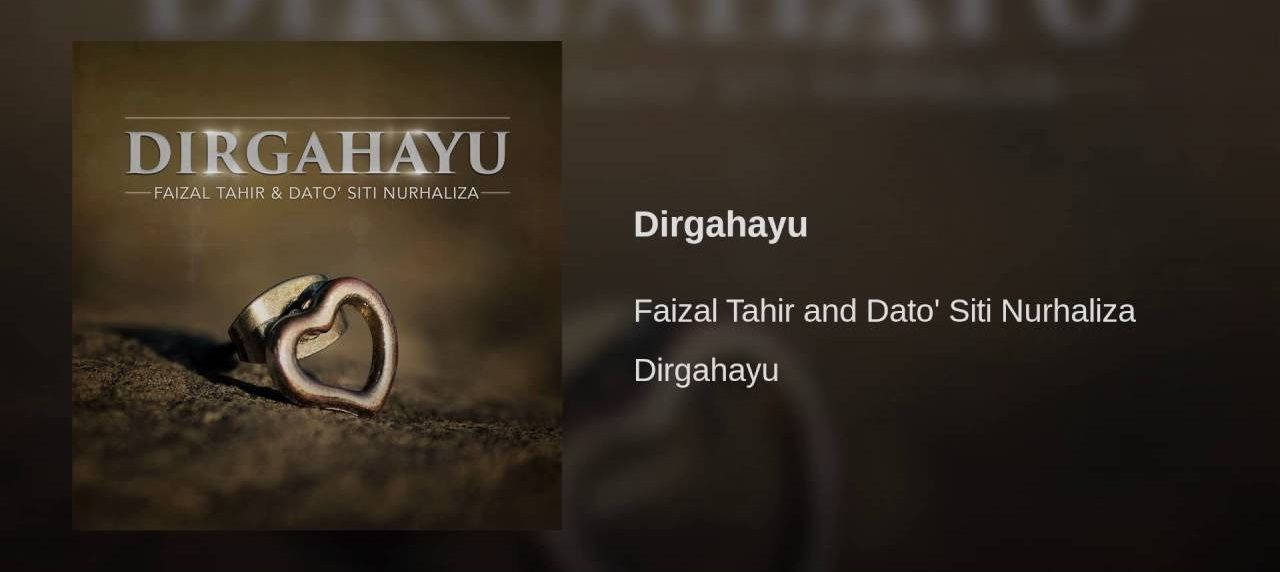 Dirgahayu Faizal Tahir