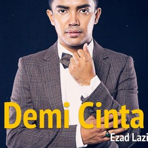 ezad-lazim-demi-cinta-cover-photo