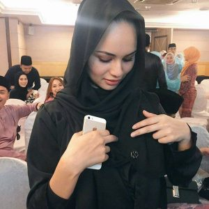 Fesyen Bertudung Izara Aishah Terkini