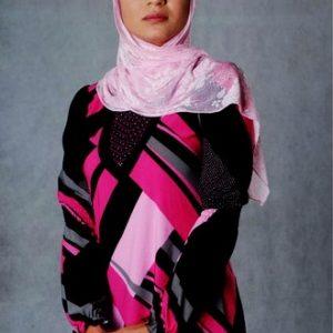 Fesyen Bertudung Maya Karin Ala Gadis Kampung