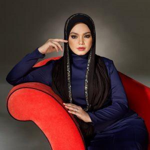 Fesyen Tudung Siti Nurhaliza