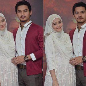 Foto Wawa Zainal dan Aeril Zafrel