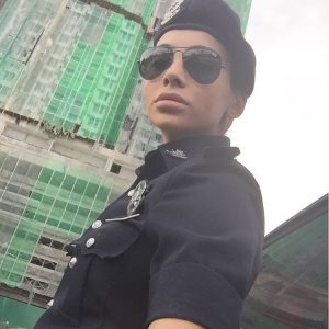 Gambar Inspector Shakila Lakonan Raya Ilya Dalam Gerak Khas Rtm