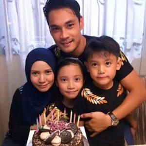 Gambar Keluarga Hisyam Hamid
