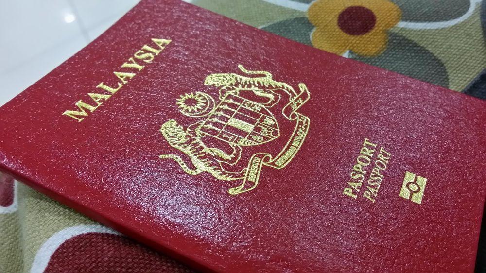 Gambar Pasport Malaysia