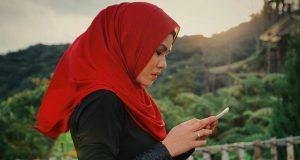 Kenali Tiz Zaqyah Yang Melonjak Naik Kerana Drama Nur Kasih