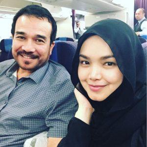 Gaya Romantik Siti Nurhaliza Dan Datuk K