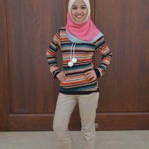 Gaya Student Nabila Razali