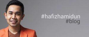 Biodata Hafiz Hamidun, Yang Berjaya Dengan Zikir Terapi Diri