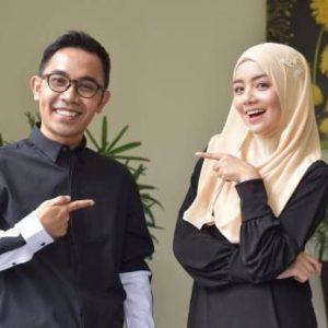Hafiz Hamidun dan Mira Filzah