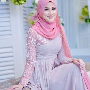 Hanis Zalikha Bertudung Cantik