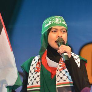 Heliza Helmi Misi Gaza