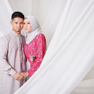His and Her Raya Collection 2016 by Hairul Azreen and Hanis Zalikha