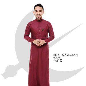 Jubah Lelaki Marhaban ELRAH Hafiz Hamidun