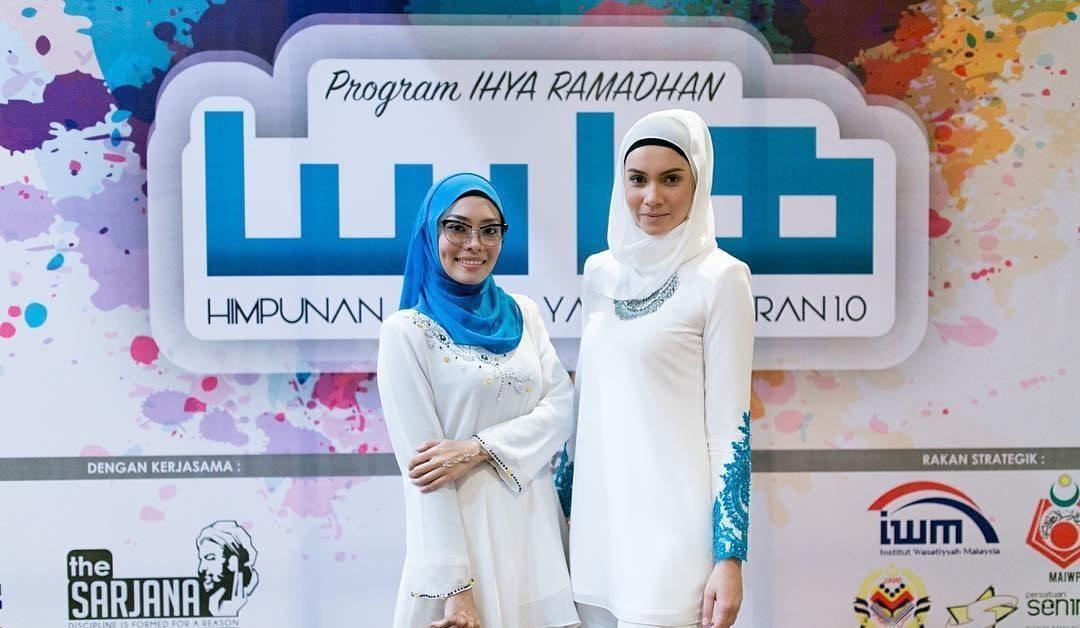 Julia Ziegler Program Ihya Ramadhan Himpunan Artis Sayang Al Quran 1.0