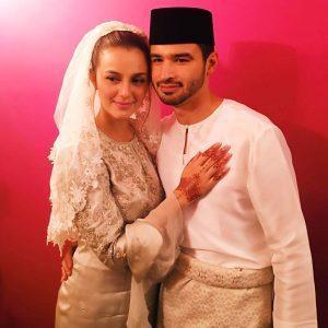Juliana Evans Dan Suami Kerabat Raja, Tengku Shariffuddin