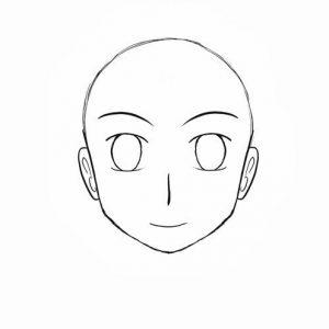 Melukis Muka Kartun dan Anime (Step 13)