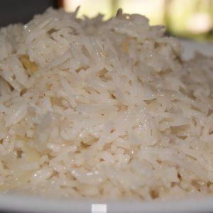 nasi-dagang-kosong