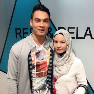 Pasangan Romantis Hisyam Hamid Dan Isteri Mel