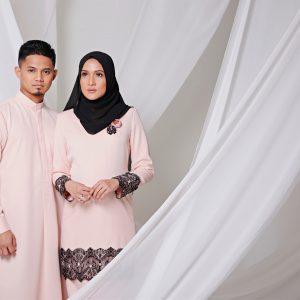 Pasangan Suami Isteri Sejoli Hairul Azreen dan Hanis Zalikha