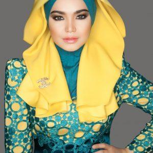Photoshoot Cantik Siti Nurhaliza