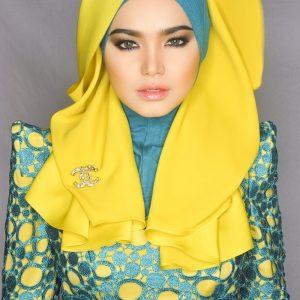 Photoshoot Warna Warni Menarik Siti Nurhaliza