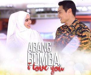 Hisyam Hamid dan Amira Othman Dalam Abang Bomba I Love You