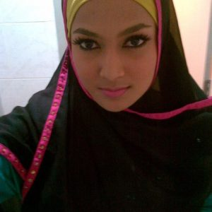 Reem Rahim PK3 Bertudung